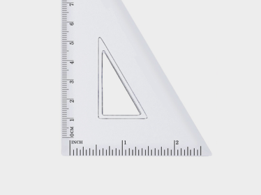 Office size measurement icon